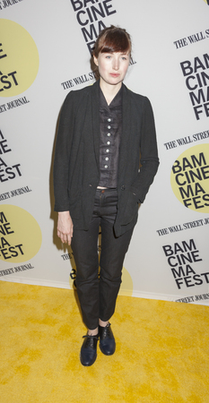 lyn: Brooklyn, NY, USA - June 22, 2015: Actress Kate Lyn Sheil attends BAMcinemaFest 2015 'Queen of Earth' premiere at BAM Peter Jay Sharp Building, BAM Rose Cinema
