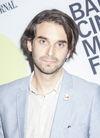 bam: Brooklyn, NY, USA - June 22, 2015: Director Alex Rose Perry attends BAMcinemaFest 2015 'Queen of Earth' premiere at BAM Peter Jay Sharp Building, BAM Rose Cinema Editorial