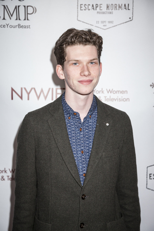 tommy: New York, NY, USA - March 4, 2016: Actor Tommy Nelson attends the Little Miss Perfect New York special screening at DGA Theater, Manhattan.