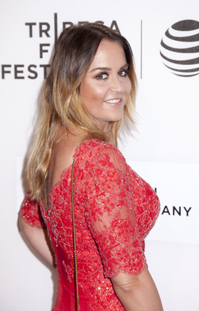 fang: New York, NY, USA - April 16, 2016:Producer Martina Lisec attends The Family Fang Premiere during 2016 Tribeca Film Festival at John Zuccotti Theater at BMCC Tribeca Performing Arts Center