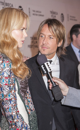 keith: New York, NY, USA - April 16, 2016:Singer songwriter Keith Urban and actressproducer Nicole Kidman attend The Family Fang Premiere during 2016 Tribeca Film Festival at John Zuccotti Theater at BMCC Tribeca Performing Arts Center