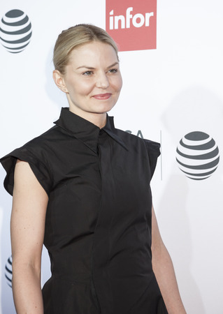 morrison: New York, NY, USA - April 21, 2016: Actress Jennifer Morrison attends the Taxi Driver 40th Anniversary Celebration during the 2016 Tribeca Film Festival at The Beacon Theatre, NYC