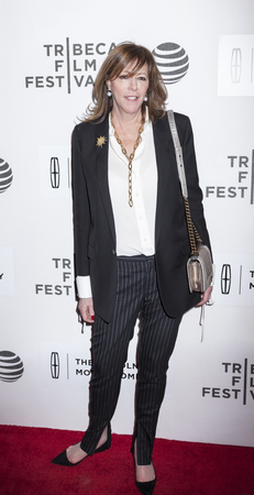 jane: New York, NY, USA - April 20, 2016: Jane Rosenthal attends the A Hologram For The King premiere during the 2016 Tribeca Film Festival at the John Zuccotti Theater at BMCC Tribeca Performing Arts Center