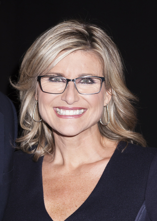 New York, NY, USA - April 20, 2016: Journalist Ashleigh Banfield attends the A Hologram For The King premiere during the 2016 Tribeca Film Festival at the John Zuccotti Theater at BMCC Tribeca Performing Arts Center, NYC