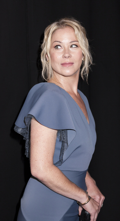 christina: New York, NY, USA - April 16, 2016:Actress Christina Applegate attends Youth in Oregon Premiere during 2016 Tribeca Film Festival at John Zuccotti Theater at BMCC Tribeca Performing Arts Center
