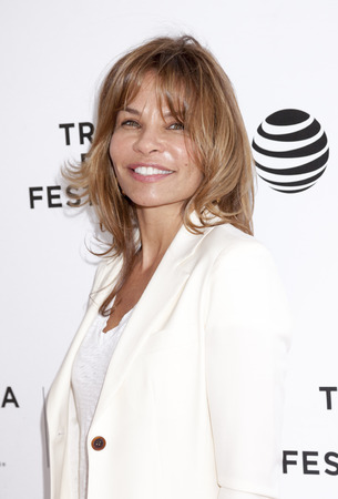 jenny: New York, NY, USA - April 22, 2016: Actres, writer Jenny Lumet attends Tribeca Talks After The Movie: By Sidney Lumet during the 2016 Tribeca Film Festival at SVA Theatre, Manhattan Editorial