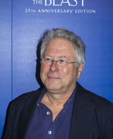 alan: New York, NY, USA - September 18, 2016: Alan Menken attends the Beauty and The Beast 25th Anniversary Screening at Alice Tully Hall, Lincoln Center, Manhattan