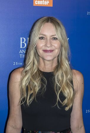 linda: New York, NY, USA - September 18, 2016: Linda Larkin attends the Beauty and The Beast 25th Anniversary Screening at Alice Tully Hall, Lincoln Center, Manhattan