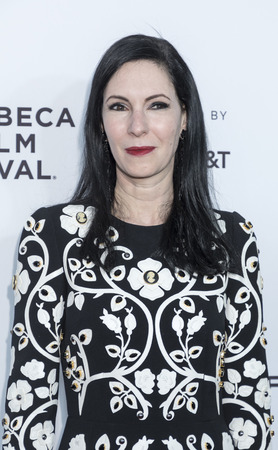 jill: New york, NY, USA, April 19, 2017: Jill Kargman attends the 2017 Tribeca Film Festival - Clive Davis: The Soundtrack Of Our Lives world premiere - opening night at Radio City Music Hall
