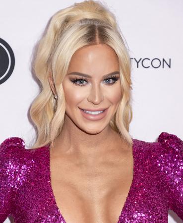 New York, NY, USA - April 6, 2019: Gigi Gorgeous attends Beautycon Festival NYC 2019 at Jacob K. Javits Convention Center, Manhattan