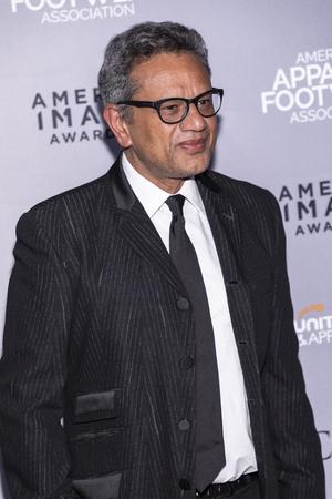 New York, NY, USA - April 15, 2019: Rick Helfenbein attends AAFA American Image Awards 2019 at The Plaza, Manhattan