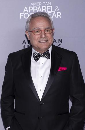 New York, NY, USA - April 15, 2019: AAFA CEU Rick Helfenbein attends AAFA American Image Awards 2019 at The Plaza, Manhattan