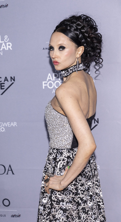 New York, NY, USA - April 15, 2019: Stacey Bendet Eisner attends AAFA American Image Awards 2019 at The Plaza, Manhattan