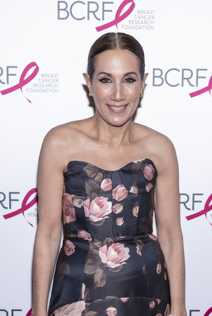 New York, NY, USA - May 15, 2019: Jane Hudis attends the Breast Cancer Research Foundation 2019 Hot Pink Party at Park Avenue Armory, Manhattan Sajtókép