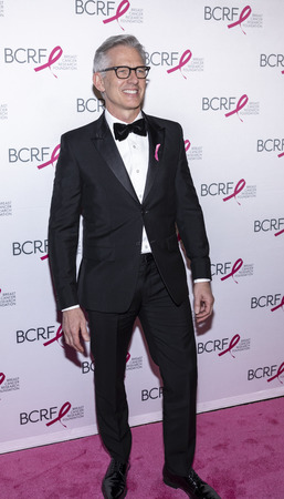 New York, NY, USA - May 15, 2019: Bryan Rafanelli attends the Breast Cancer Research Foundation 2019 Hot Pink Party at Park Avenue Armory, Manhattan Sajtókép