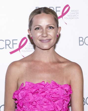 New York, NY, USA - May 15, 2019: Blair Eadie attends the Breast Cancer Research Foundation 2019 Hot Pink Party at Park Avenue Armory, Manhattan Sajtókép