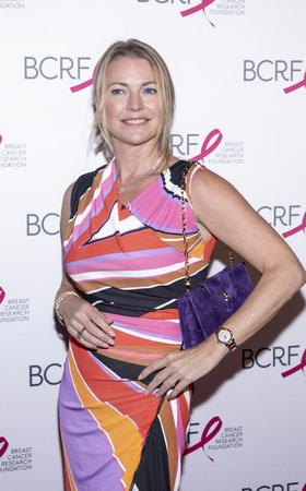 New York, NY, USA - May 15, 2019: Kelly Shaughnessy attends the Breast Cancer Research Foundation 2019 Hot Pink Party at Park Avenue Armory, Manhattan