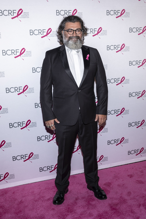 New York, NY, USA - May 15, 2019: Sevan Bıçakçı attends the Breast Cancer Research Foundation 2019 Hot Pink Party at Park Avenue Armory, Manhattan