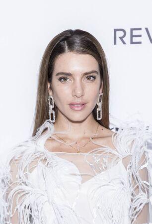 New York, NY, USA - September 5, 2019: Valentina Ferrero attends The Daily Front Row 7th Fashion Media Awards at The Rainbow Room at Rockefeller Center