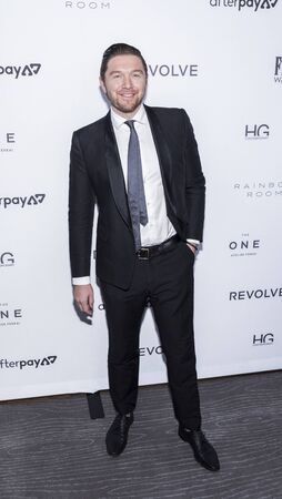 New York, NY, USA - September 5, 2019: Philippe Hoerle-Guggenheim attends The Daily Front Row 7th Fashion Media Awards at The Rainbow Room at Rockefeller Center