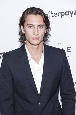 New York, NY, USA - September 5, 2019: James Turlington attends The Daily Front Row 7th Fashion Media Awards at The Rainbow Room at Rockefeller Center