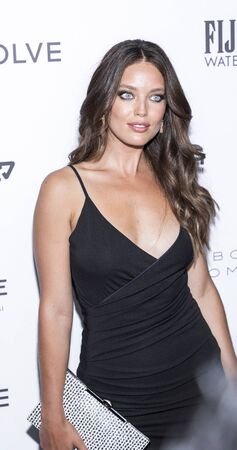 New York, NY, USA - September 5, 2019: Emily DiDonato attends The Daily Front Row 7th Fashion Media Awards at The Rainbow Room at Rockefeller Center