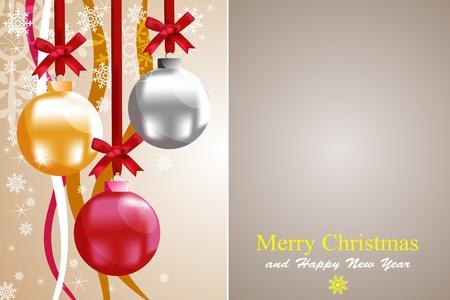 Christmas balls Stock Photo - 11279391