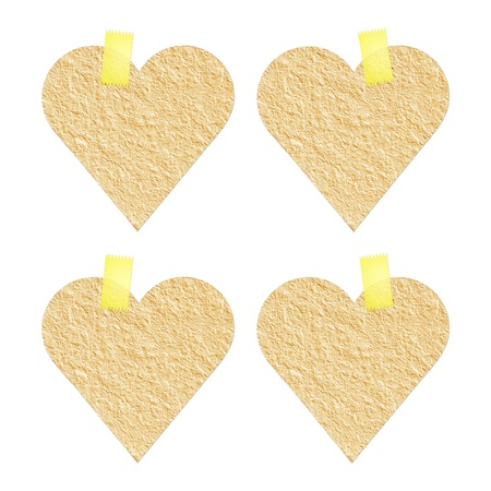 comunicación escrita: Papel en la pared para la comunicación escrita en el lugar de trabajo. Foto de archivo
