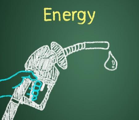 Uno del combustibile energia pi� importante. Kong � di circa il mondo economico. photo