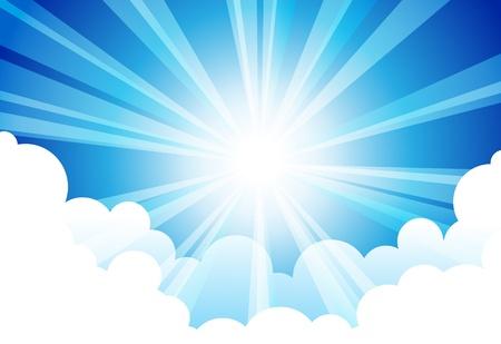 천국: 하늘 선 클라우드