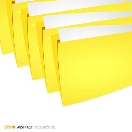 sobres de carta: Carpeta Documentos para almacenar los datos para el fondo