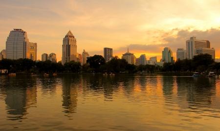 city of sunrise: The city