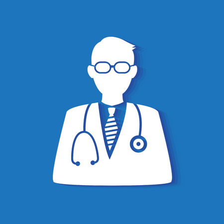 Medical doctor icon Vector