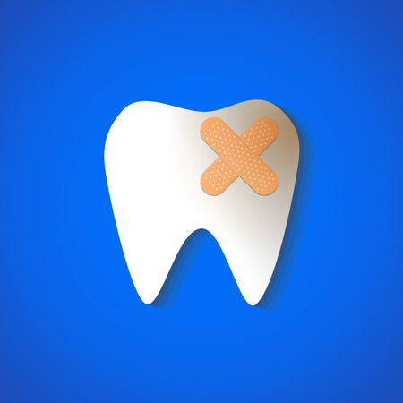 incisor: tooth decay