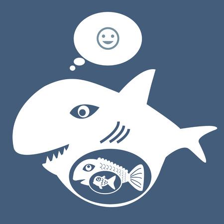 acquire: big fish eat little fish