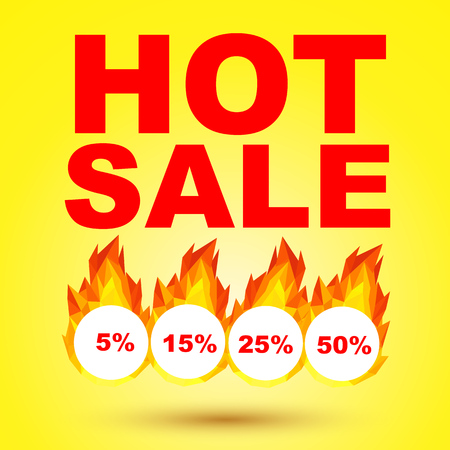 flames background: Fiery hot sale design a geometric illustrations. Illustration
