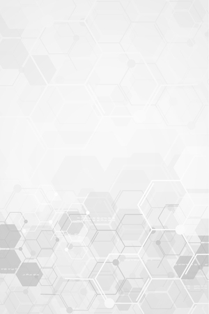 Abstract medical background and science concept background.