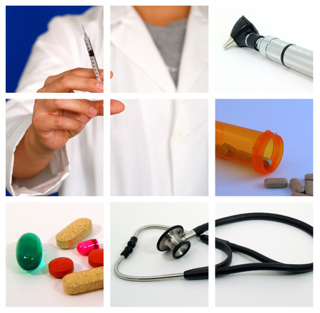Medical Collage photo