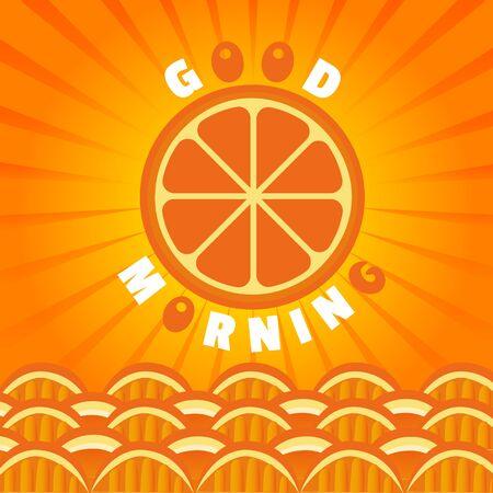 citrus fruits: Citrus Fruits. Orange Good morning.