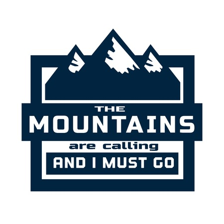 motivated: Motivated Quote about Mountains.
