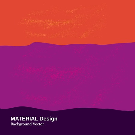 Material Design Background. Abstract Matt glitter Texture. Three-dimensional image. Vitage style. Modern Template for banner, poster, flyer, board, web design. Vector Illustration.