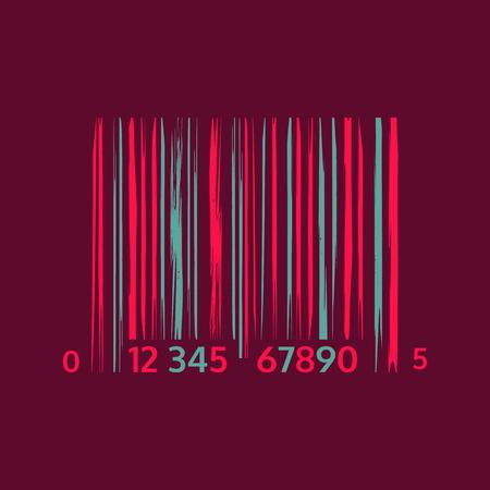 Glitch bar code