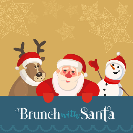 Brunch with Santa