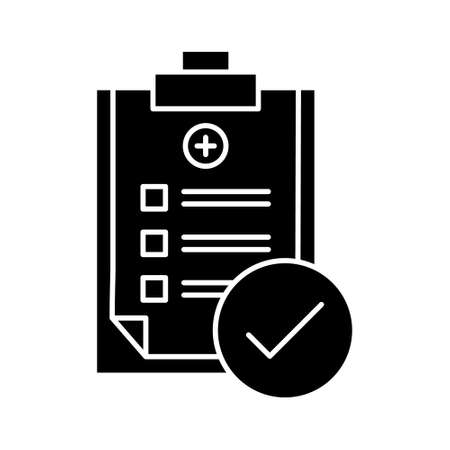 Reports Clear Icon vector image. Can be used for Medical. Suitable for mobile apps, web apps and print media.