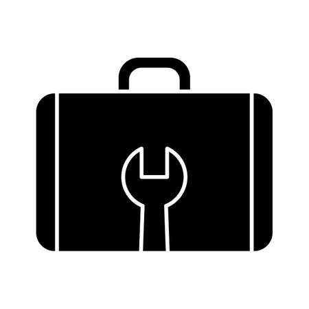 Technical support, repair, tools icon vector image. Can also be used for customer support. Suitable for use on web apps, mobile apps and print media. 矢量图像