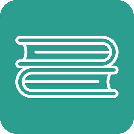 Books, library, educations icon vector image. Can also be used for education. Suitable for use on web apps, mobile apps and print media.