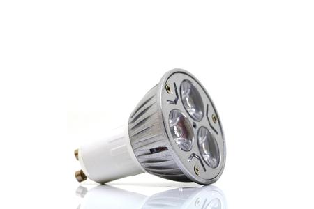 led bulb: LED Bulb on white background