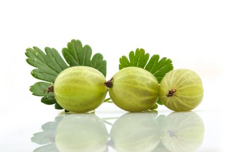 grosella: Grosella espinosa fruta
