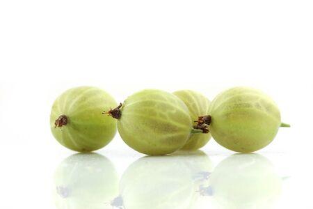 gooseberry: Grosella espinosa fruta