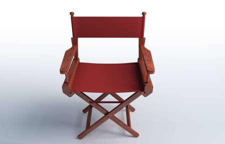 Directors chair  Фото со стока